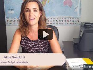 [VIDEO] E01 Le quotidien d'une Business Analyst
