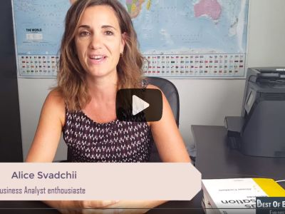 [VIDEO] E01 Le quotidien d'une Business Analyst
