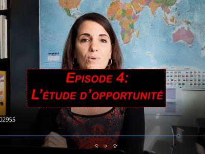 l'étude d'opportunité